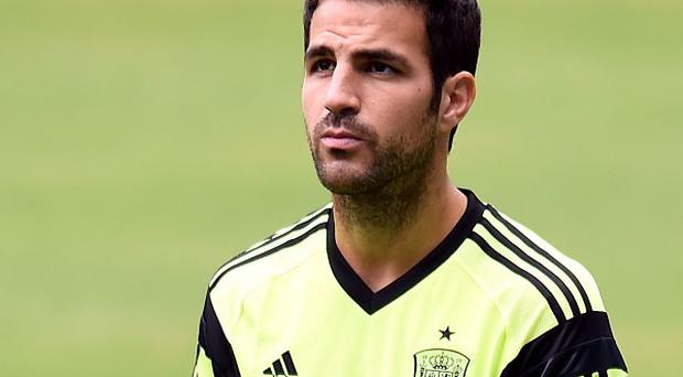 Cesc Fabregas moved to Chelsea earlier this summer