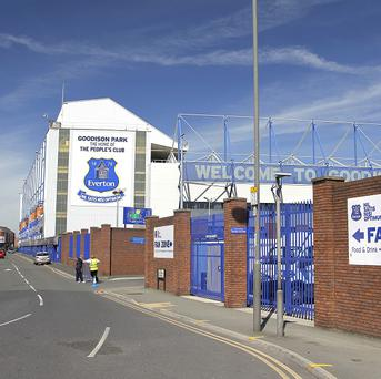 Everton have stressed they have a zero tolerance policy on racism and homophobia