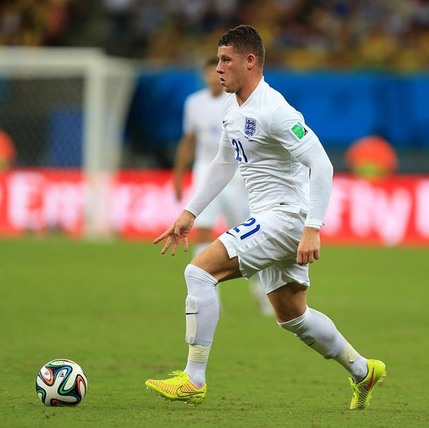Ross Barkley is one of many Young Lions currently in Brazil for the World Cup finals