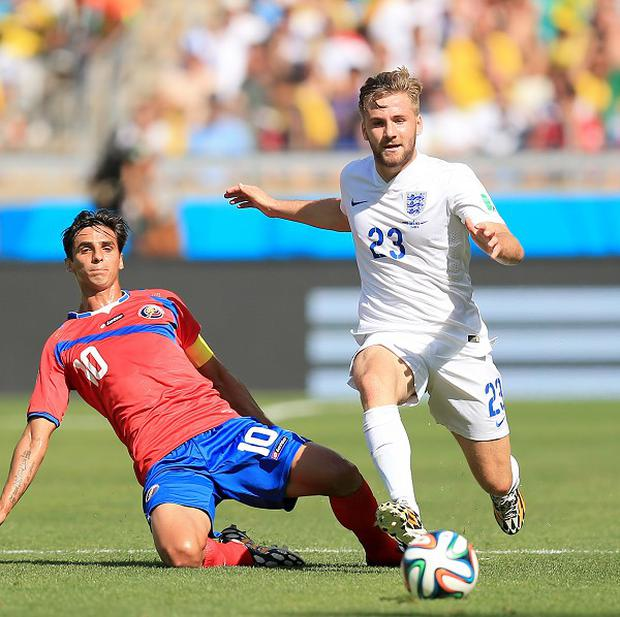 England international Luke Shaw is close to completing a move to Manchester United