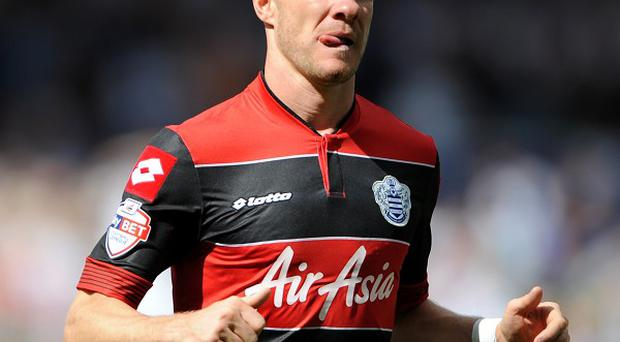 Andrew Johnson has been replaced by QPR