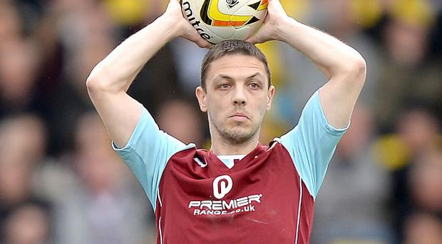 Chris Baird joins West Brom after his short-term Burnley deal expired
