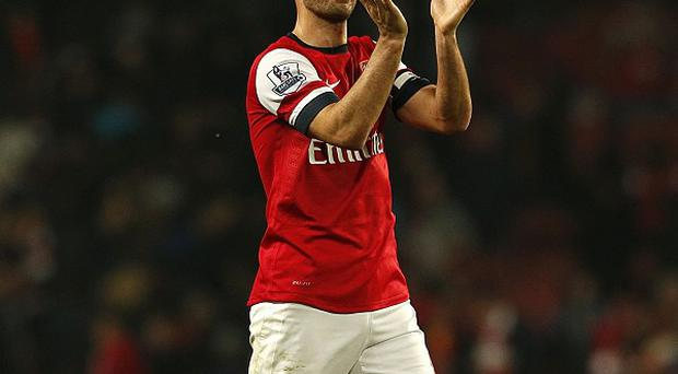 Mikel Arteta wants to remain with the FA Cup holders