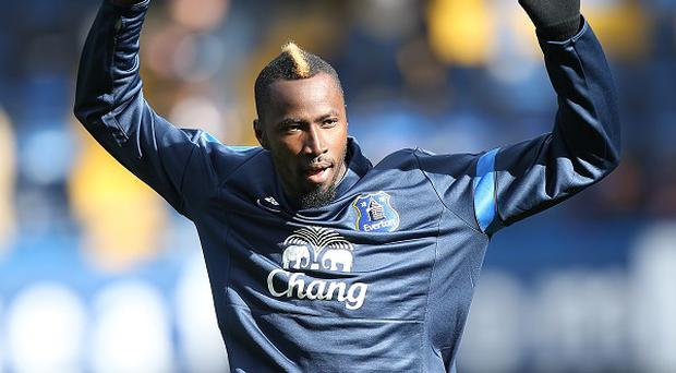 Injury greatly restricted Lacina Traore's participation for Everton last season