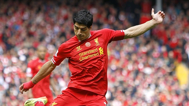 Luis Suarez will depart Liverpool for Barcelona for a club-record fee