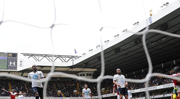 Spurs are planning to leave White Hart Lane