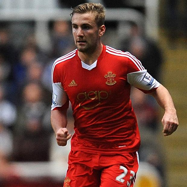 Ronald Koeman is looking to replace Luke Shaw, pictured, Adam Lallana and Rickie Lambert