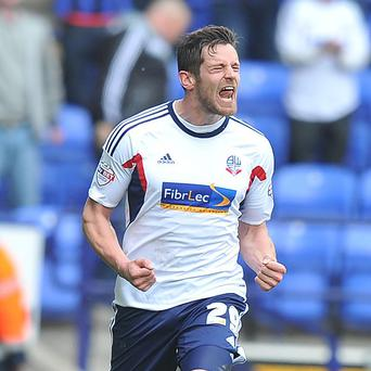 Lukas Jutkiewicz spent part of last season on loan with Bolton