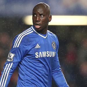 Demba Ba made just 23 starts during his time at Stamford Bridge