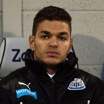 Hatem Ben Arfa could be on his way out of Newcastle