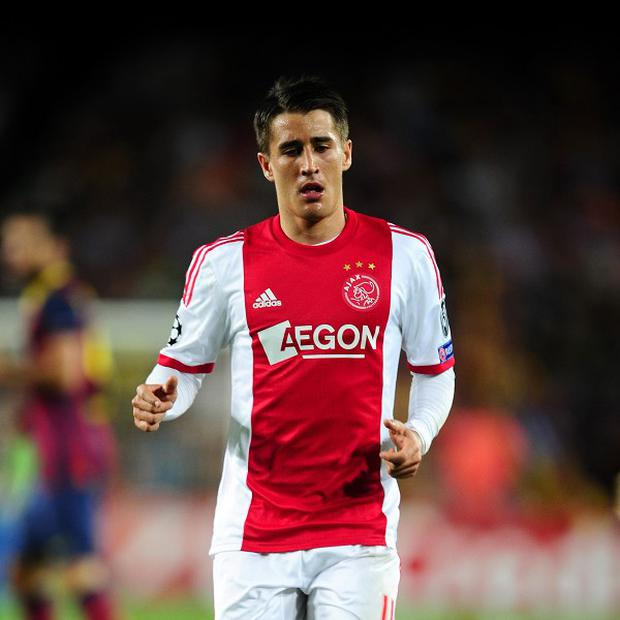 Stoke have completed the signing of Bojan Krkic from Barcelona on a four-year deal