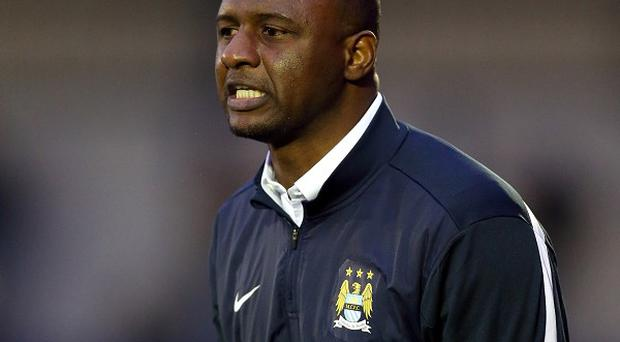 Patrick Vieira says Manchester City can attract the best talent in the world
