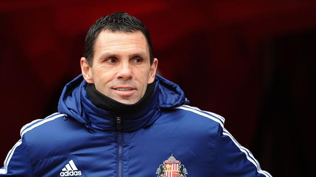 Sunderland manager Gus Poyet is frustrated that he has not been able to bring in many new signings