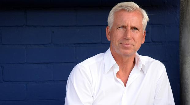 Alan Pardew is hoping Newcastle can keep their best players