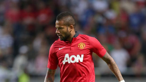 Bebe has left Manchester United for Benfica