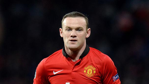 Wayne Rooney bagged a brace for United