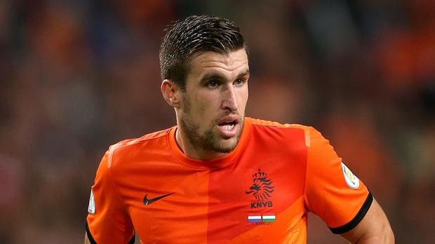 Louis van Gaal knows Kevin Strootman, pictured, well from his time as Holland coach