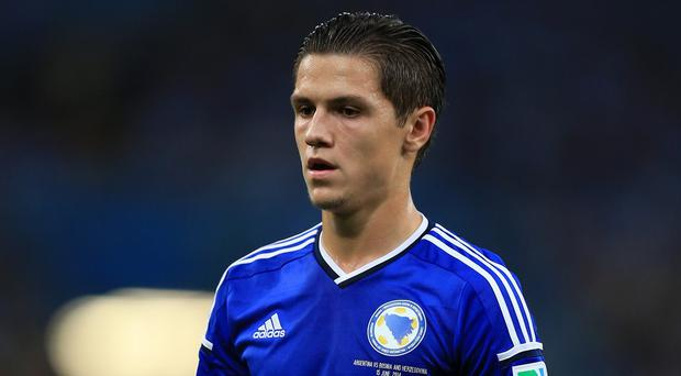 Muhamed Besic has signed for Everton after an impressive World Cup for Bosnia