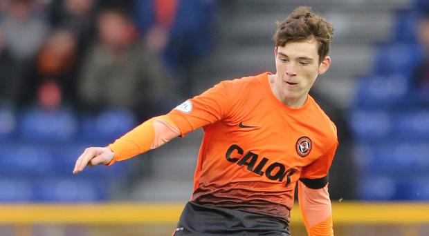 Andy Robertson has agreed to join Hull City