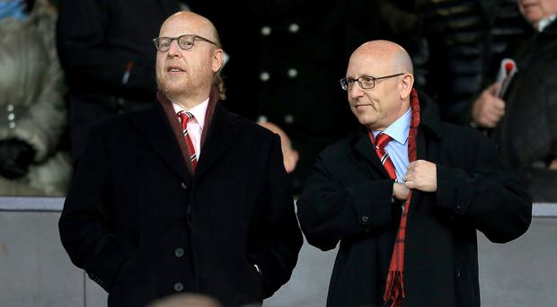 The Glazers are selling a further five per cent of shares in Manchester United