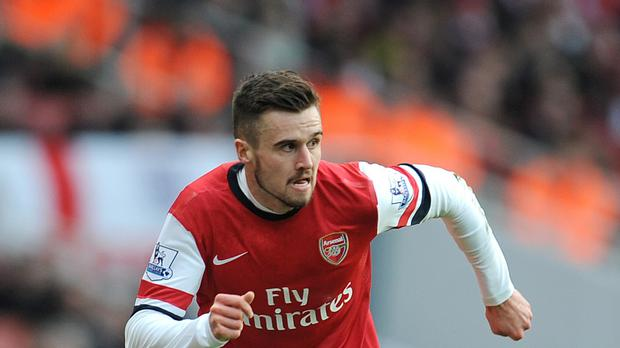 Carl Jenkinson has joined West Ham on a season-long loan