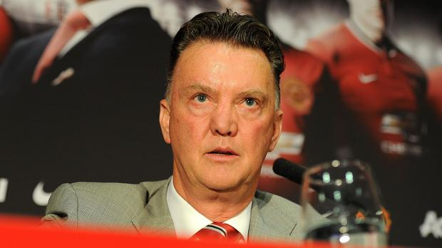 Louis van Gaal is preparing for this first season in charge of Manchester United