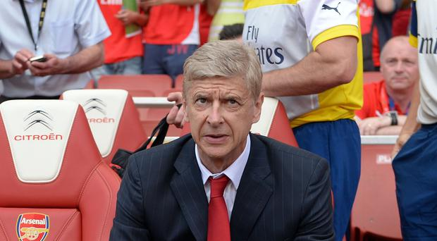 Arsene Wenger admits he was surprised at Frank Lampard's loan move to City