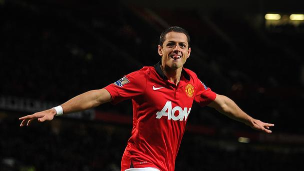 Javier Hernandez is one of a few players facing an uncertain future at Manchester United