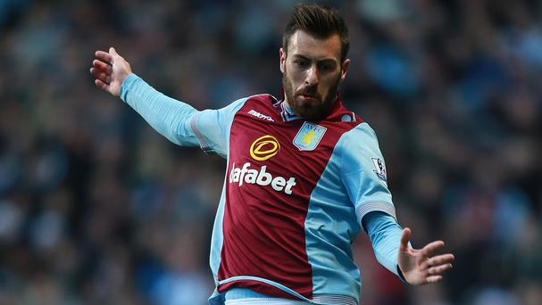 Antonio Luna has fallen out of favour at Aston Villa
