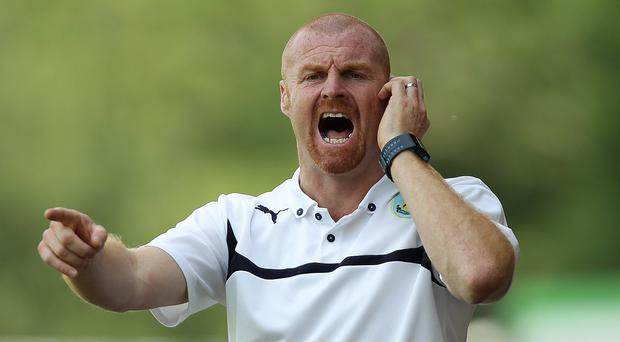 Sean Dyche has spent a lot of time on the phone this summer trying to improve his Burnley squad