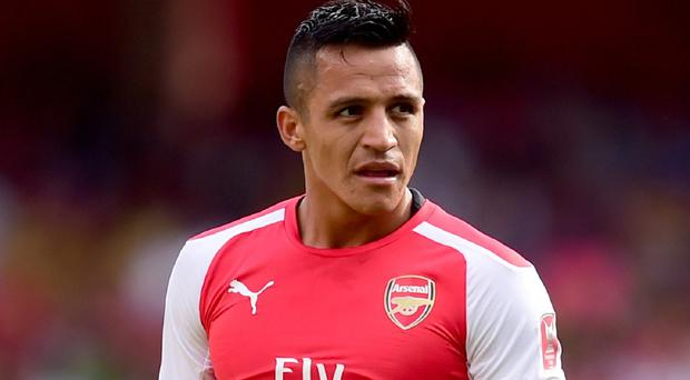 Big things are expected of Alexis Sanchez