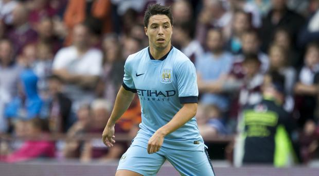 Manchester City's Samir Nasri insists abuse from Arsenal fans does not worry him