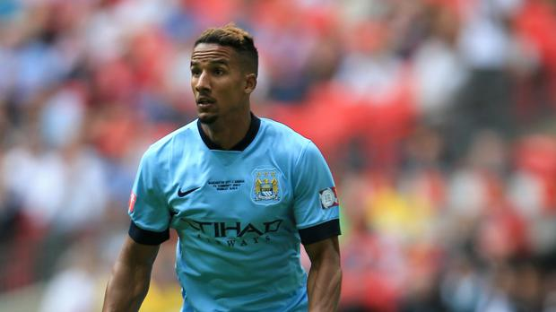 Scott Sinclair could leave Manchester City during the current transfer window