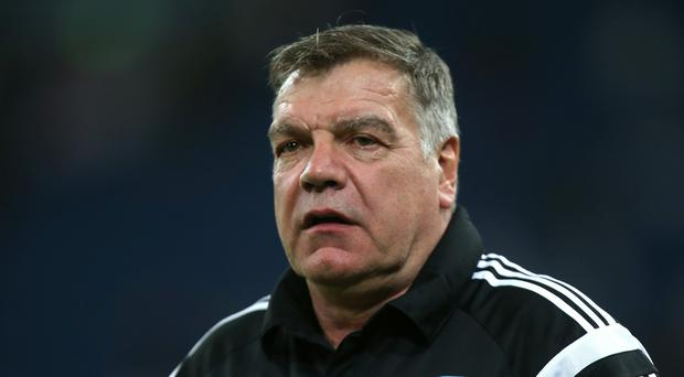 Sam Allardyce is confident West Ham will finish in the top half of the season