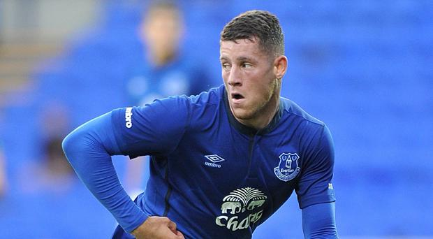 Everton and Chelsea have no agreement over the future of Ross Barkley
