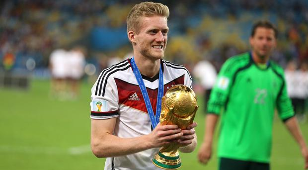 Andre Schurrle was among those who had long summers away with their national team