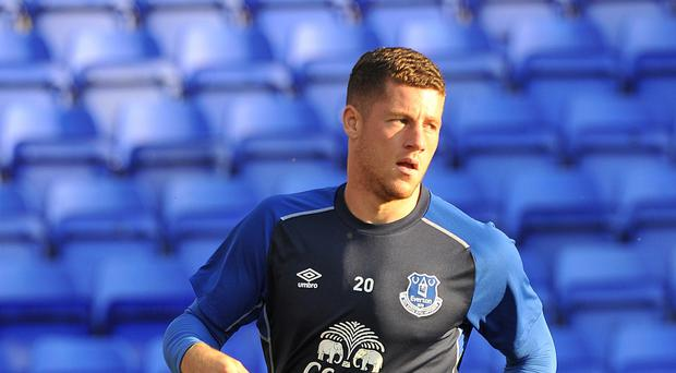Roberto Martinez fears that he could be without Ross Barkley for five months