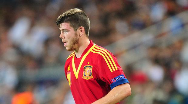 Alberto Moreno is officially a Red