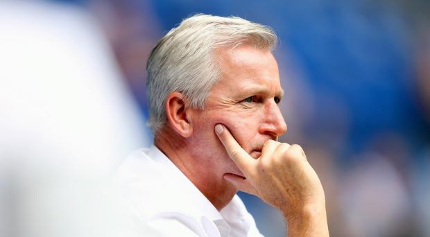 Manager Alan Pardew is confident that Newcastle will have a successful season