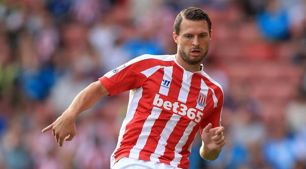Erik Pieters has emphasised no player at Stoke can take a first-team berth for granted