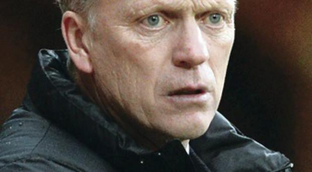 Hounded out: David Moyes still believes he'd have lifted United