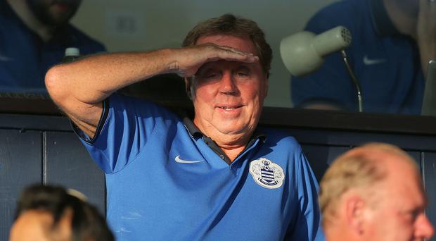 Harry Redknapp is keeping a keen eye out for more forward players