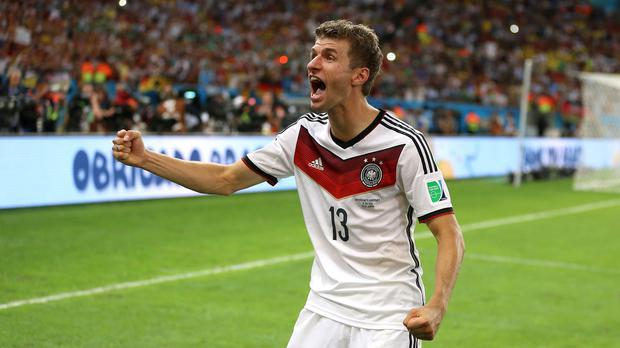 Thomas Muller has claimed that Manchester United tried to sign him