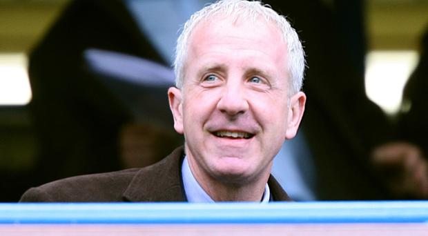 Aston Villa owner Randy Lerner has appointed a new chief executive