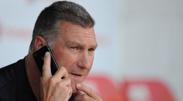 Nigel Pearson has been frustrated in the transfer market
