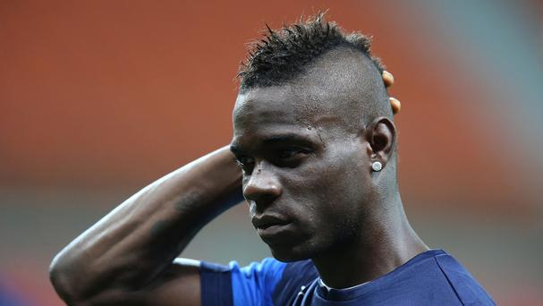Mario Balotelli is on his way to Liverpool
