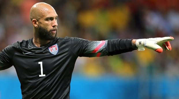 United States goalkeeper Tim Howard is to take a break from international football