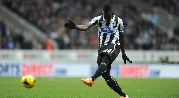 Cheick Tiote has been linked with a move away from Newcastle this summer