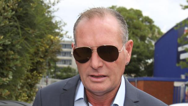 Paul Gascoigne has been offered a route back in to football