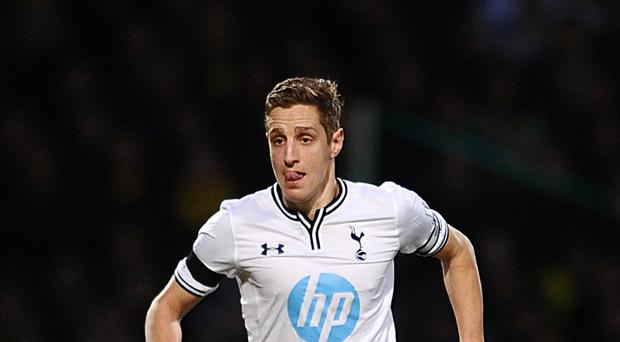 Hull City are nearing a deal for Tottenham's Michael Dawson